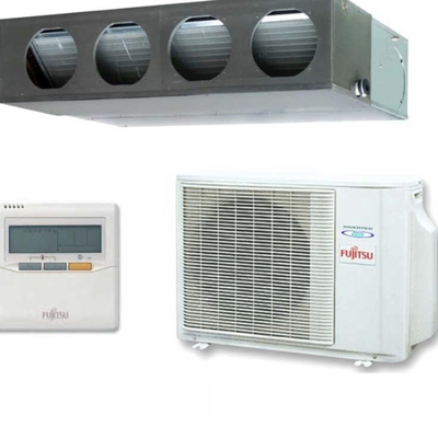 Aire acondicionado tipo Conductos marca Fujitsu