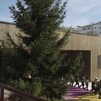 Escuela pública Gobierno Vasco