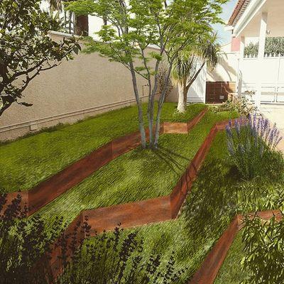 Rehabilitación de Jardín