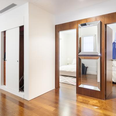 Intervención puntual de reforma e interiorismo en vivienda