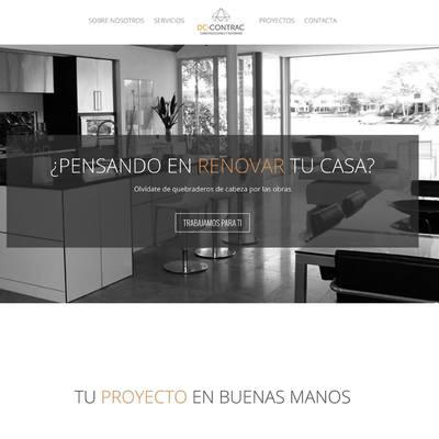 PAGINA WEB WWW.DC-CONTRAC.COM