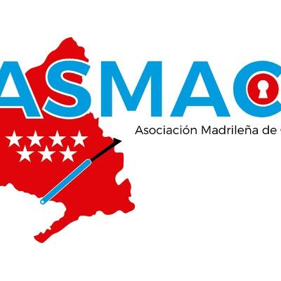 i-cerrajeros somos miembros de la Asociacion Madrileña de Cerrajeros