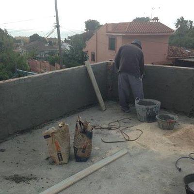 reforma de terraza