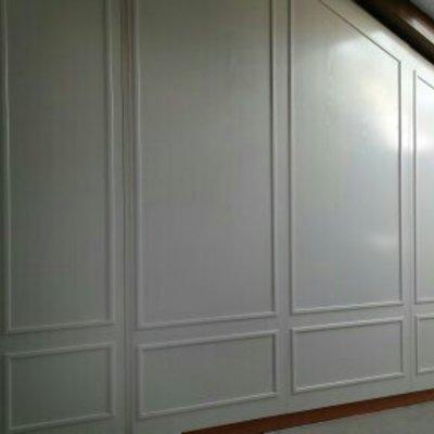 armario en boardilla