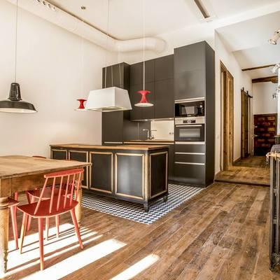 Apartamento en Malasaña