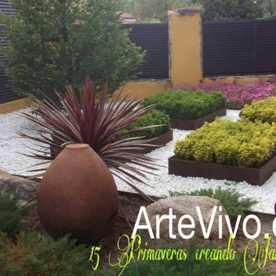15 Primaveras creando Jardines
