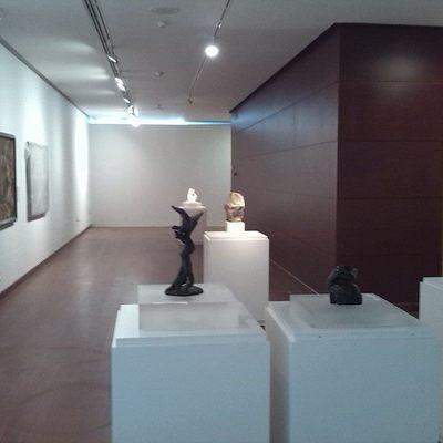 Pintura en el Museo de Málaga