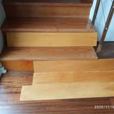frente escalera