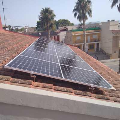 Instalación de autoconsumo en Orihuela, Alicante