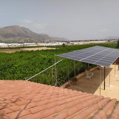 Instalación de autoconsumo en Santomera, Murcia