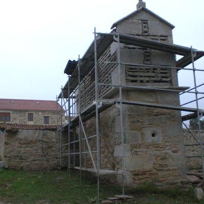Rehabilitación Fachadas, Materiales Pinturas, Impermeabilización