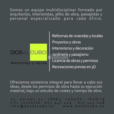 Reformas Viviendas, Proyectos Arquitectura, Construcciones Reformas