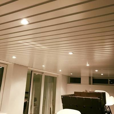 Iluminacion LED Terraza