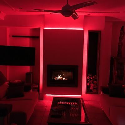 Carbel Kronos 80 con luces Leds