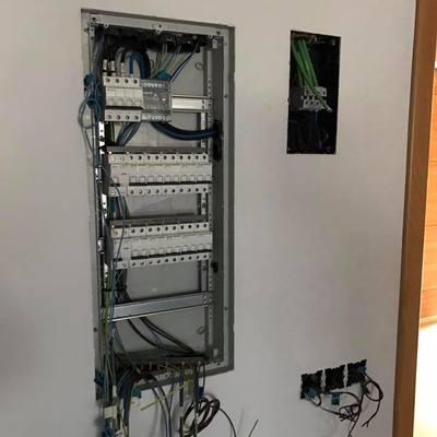 Instalacion de Cuadro Electrico