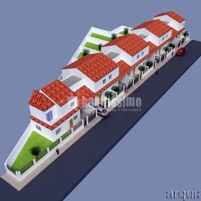 Arquitectos, Proyectos Arquitectura, Infografía 3d