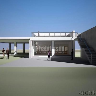 Arquitectos, Proyectos Arquitectura, Cálculo Estructuras