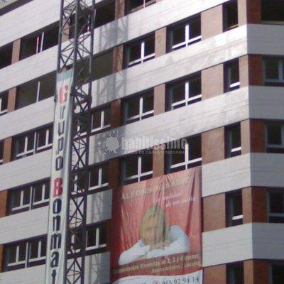 Rehabilitación Fachadas, Construcciones Reformas, Obra Tradicional