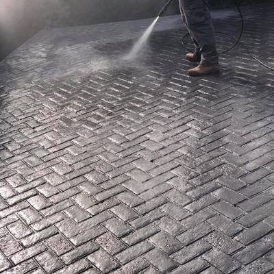 suelo rampa garaje