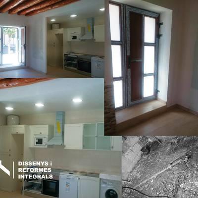 Construcción y reforma de local a piso- Huesca