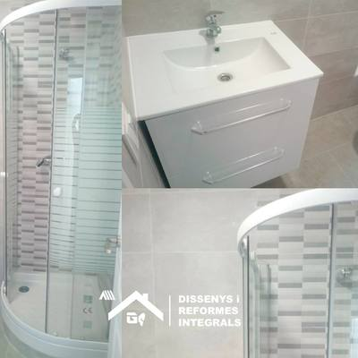 Reforma de baño-Barcelona