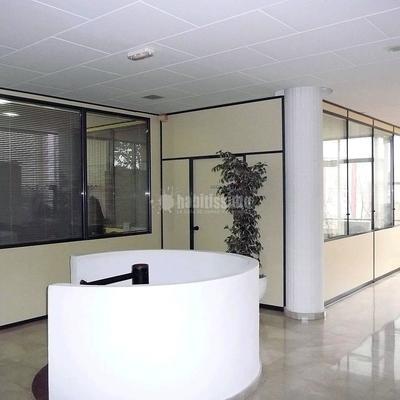 Carpintería Aluminio, Persianas, Mamparas Oficina