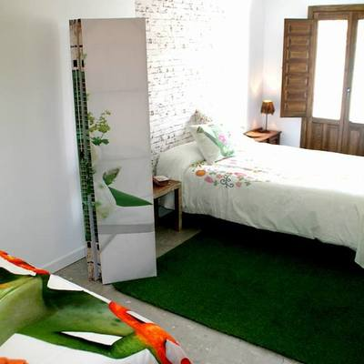 dormitorio de invitados