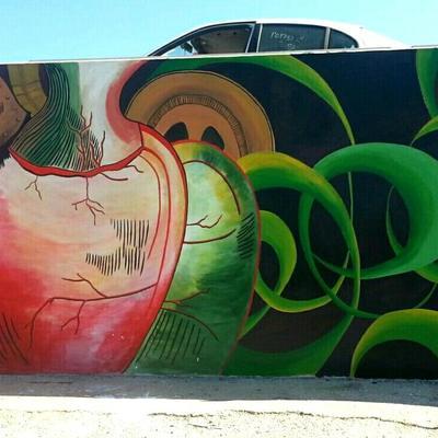 """""""III Certamen de Pintura Mural"""""""