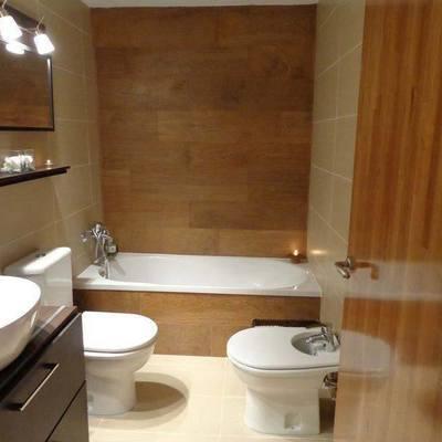 reforma de baño estilo ZEN