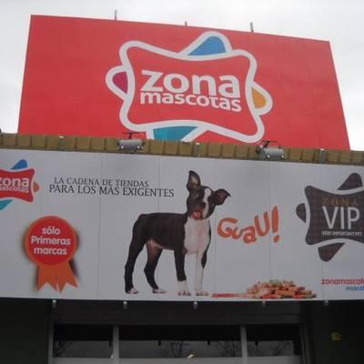 Zona mascotas