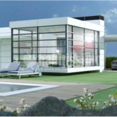 Construcción vivienda diseño