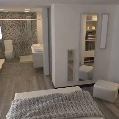 Reforma integral Habitacion, Visita www.rysibcn.com para mas informacion