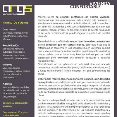 Arquitectos, Reformas Locales Comerciales, Reformas Viviendas