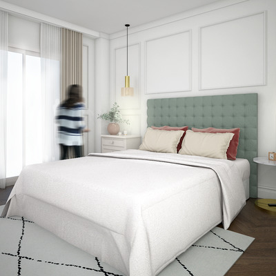 Dormitorio proyecto Matilde