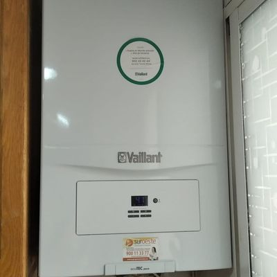 Instalación de Caldera de Gas Natural