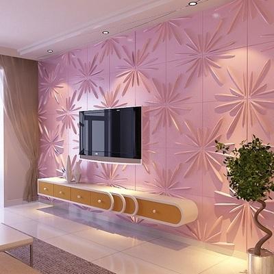 *panel decorativo de pared 3d*
