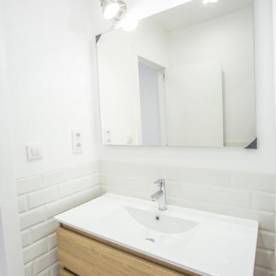 Baño de Sandra