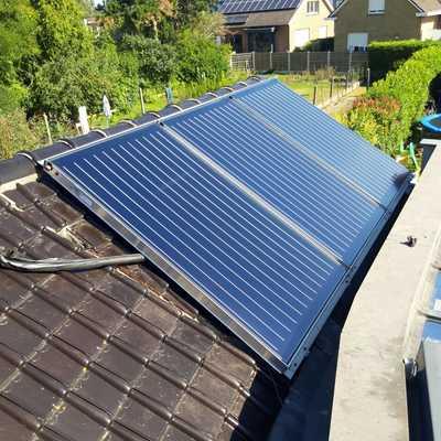placa solar en techo, liberisolar