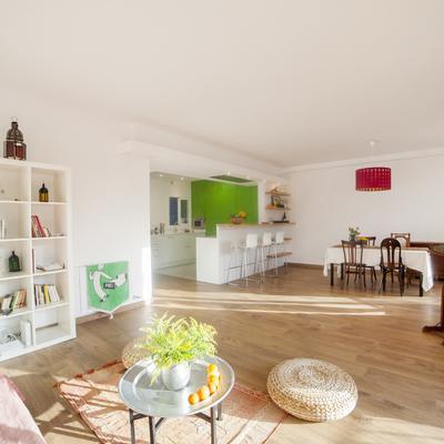 Rehabilitación integral de vivienda de 90 m2