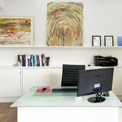 Oficina Inmobiliaria - Arquitectura