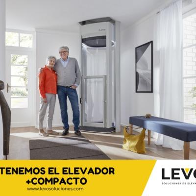 El elevador más compacto del mercado