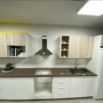 Desmontaje y montaje de muebles de cocina