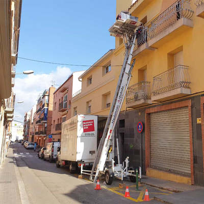 mudanzas de pisos en Granollers