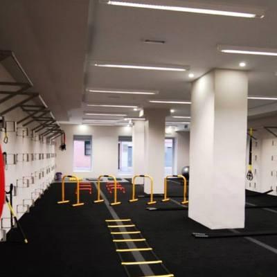 Sala bootcamp gimnasio