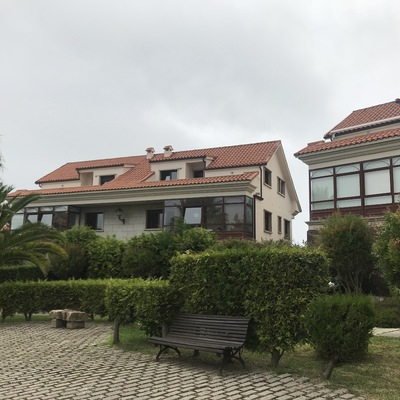 Edificio de 24 viviendas en Corrubedo