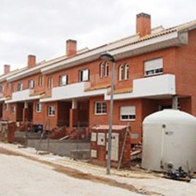 20 viviendas unifamiliares adosadas en Villalbilla