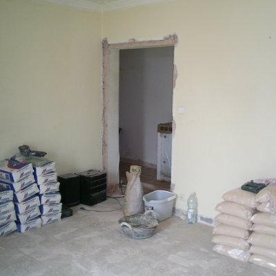 Reforma integral piso.