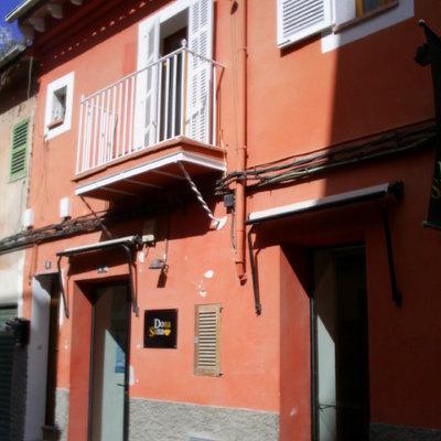 Restauración fachada.