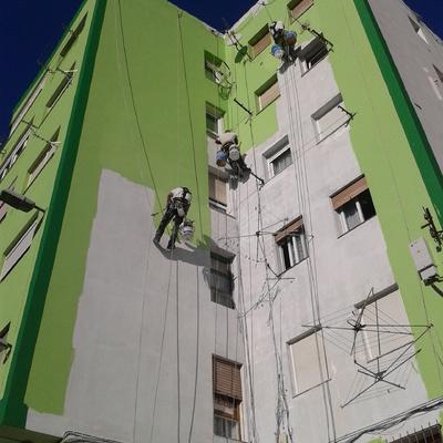Trabajos verticales Santander.