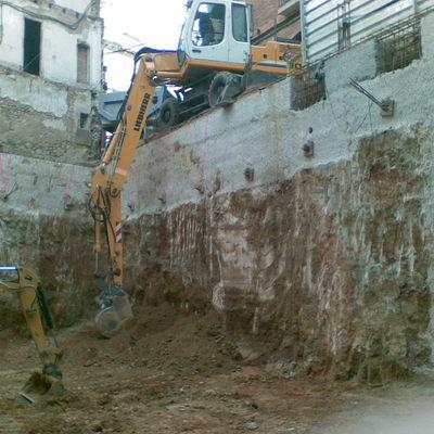 Excavacion en Reus